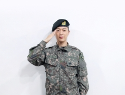 윤두준, 오늘 만기 전역…하이라이트 첫 '군필돌'