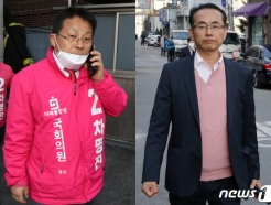 엇갈린 '막말' 후보들의 운명…'제명' 김대호, '탈당 권유' 차명진