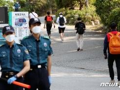 [사진] 경찰공무원 필기시험 진행