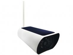 """[중기굿즈]태양광으로 작동이는 CCTV…""""전기·상황실 필요없어"""""""