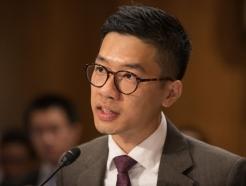 신변 위험해진 '우산혁명 주역' 결국 홍콩 떠났다