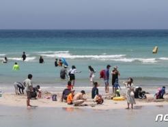 예약제 운영해보니…인기 해수욕장은 '완도·보성·신안'
