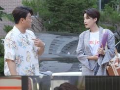 [N컷] '박장데소' 장도연, 김호중 데이트 컨설팅→보랏빛 '썸 기류'
