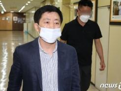 '대북전단 살포·취재진 폭행혐의' 박상학 대표 '출국금지'