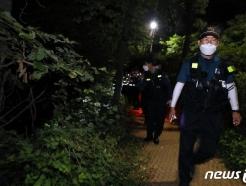 [사진] '경찰·소방 770여명 박원순 시장 철야수색'
