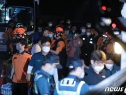 """박원순 시장 시신 발견 현장서 감식…""""타살 혐의점 없어"""""""