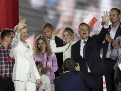 간발의 차로 재선 성공한 두다 폴란드 대통령은? 보수·민족주의 성향