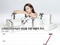 <strong>애경산업</strong> 누른 신세계 정유경의 '럭셔리'…K-뷰티 3위로