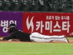 [사진] LG 정주현 '3루까지'