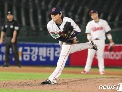 [사진] 롯데 박시영 '막아내자'