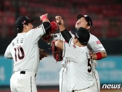 [사진] KT '우리의 승리다'