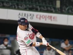 [사진] 롯데 한동희 '역전 스리런!'
