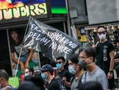 """홍콩보안법 체포 대상 된 미국인 """"중국정부의 경고"""""""