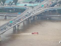 강변북로·내부간선도로 교통통제 전면해제…올림픽대로 통제 유지