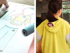 한복에 후드 어때? 어린이 디자이너 한복을 짓고 입다