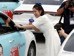 [영상] 차 안에서 즐기는 송가인의 '가인이어라' 무대