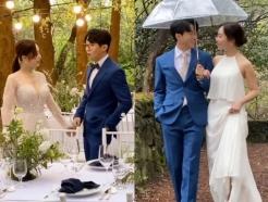 """박성광♥이솔이 오늘(15일) 결혼… """"오빠 태어나줘서 고마워"""""""