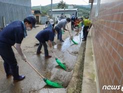 강원 폭우 피해 잠정액 1594억… 철원 900억 육박