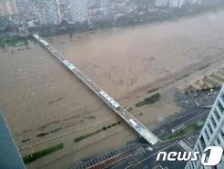 태풍 하이선 울산 강타…5명 부상·3만7664가구 정전 등 피해 속출(종합 2보)