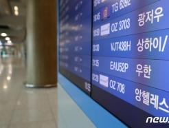 """오늘 '우한행 비행기' 뜨는데…""""中 안심할 수 있나"""" 우려"""