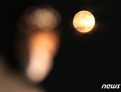 [사진] 코로나시대... 한가위 보름달