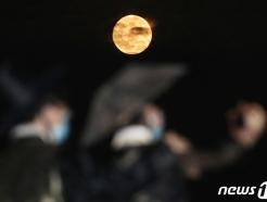 [사진] '달달 무슨 달? 쟁반같이 둥근 달'
