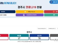 경주 늘푸른요양병원·굿모닝 병원, 코호트 격리
