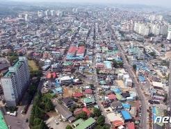 증평군 인구 8월 기준 3만7136명…괴산군과 218명 차이