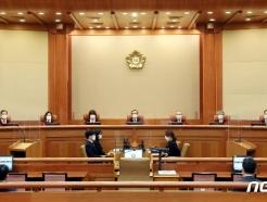 헌법재판소 오늘 국감…이미선 부부 주식 재투자 논란·공수처법 쟁점