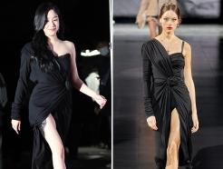 """티파니 영, '390만원' 과감한 트임 드레스…""""어디 거?"""""""