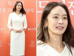 """박정아, 단아한 원피스 룩+방부제 미모…""""아이 엄마 맞아?"""""""