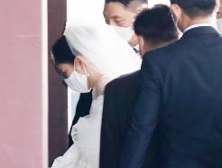 웨딩드레스 입은 아모레 장녀 서민정
