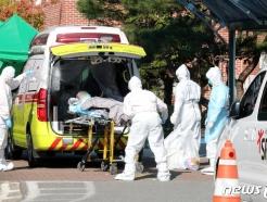 19일 지역확진자 22명…경기 광주 재활병원 3일만에 61명 감염