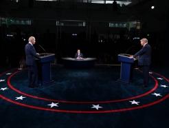 바이든 71회 말끊은 트럼프…대선토론 전략 바꾼다