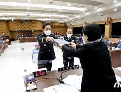 [사진] [국감] 국회 행정안전위원회, 경기남부·경기북부지방경찰청 국정감사