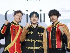 [영상] '영화처럼' 돌아온 B1A4, 3인조 첫 '완전체' 컴백