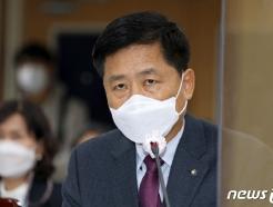 [사진] [국감] 장석웅 교육감 '답변'