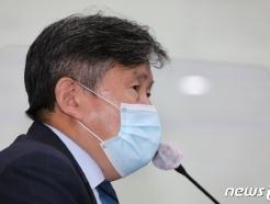 [사진] [국감] 서동용 의원 '질의'