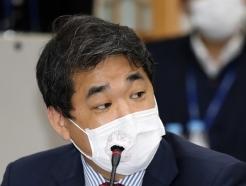 [사진] [국감] 배준영 의원 '교육위 질의'