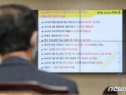 """레고랜드 '맹탕' 추궁…최문순 """"내년 7월 개장 안되면 책임"""""""