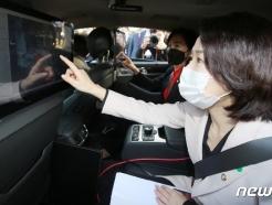 [사진] [국감]국감 마치고 자율주행차 시승