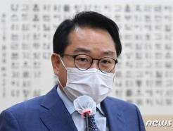 """안병길 """"미래 먹거리 수소선박…규제에 발목 잡혀"""""""