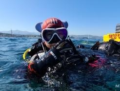 수중 세계 만끽, 삼척 스쿠버 해양캠프