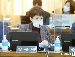 [사진] [국감] 질의하는 김은혜 의원