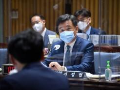 '국감도 OK'…서울시정 책임진 서정협 권한대행 100일 행보
