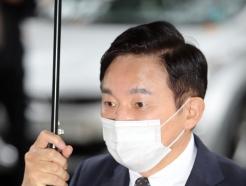 [사진] 공직선거법 위반 혐의 원희룡 지사, 공판 출석