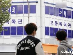 """대치동 학원가 'n차감염' 조마조마…학생들 """"마스크 잘 써 걱정 덜해요"""""""