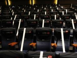 [사진] 영화관 거리두기 좌석제