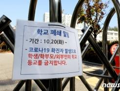 확진자 접촉한 부천 중·고교 학생·교직원 93명 전원 음성