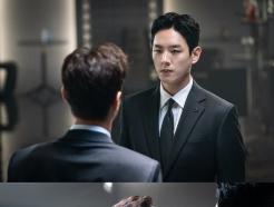 '앨리스' 곽시양 vs 최원영, 일촉즉발 대면 포착 '긴장폭발'